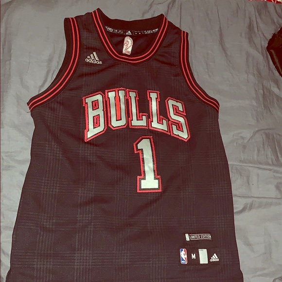 los angeles 35037 bdd27 Limited edition NBA Derrick Rose Jersey